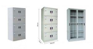 Tủ locker 8 ngăn Hòa Phát