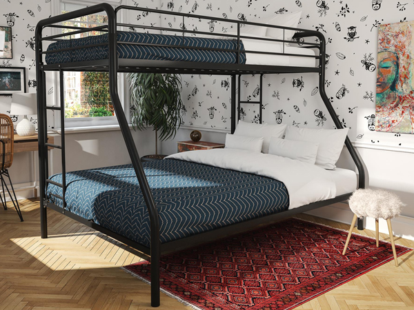 Giường 2 tầng 1m6
