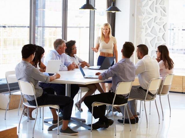 Nguyên tắc sắp xếp chỗ ngồi trong phòng họp